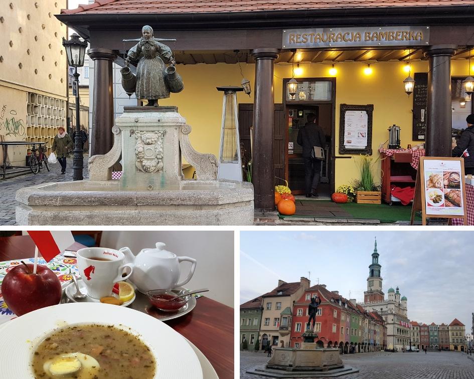 restaurant bramberka in poznan polen