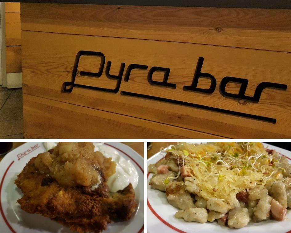 restaurant Pyra Bar poznan polen