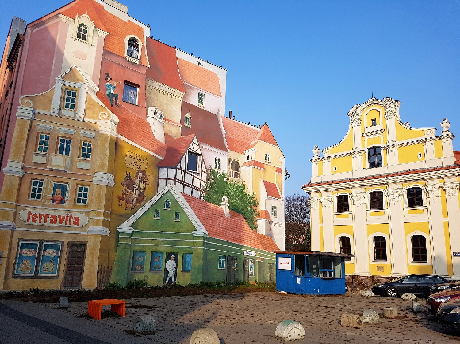 street art in poznan polen